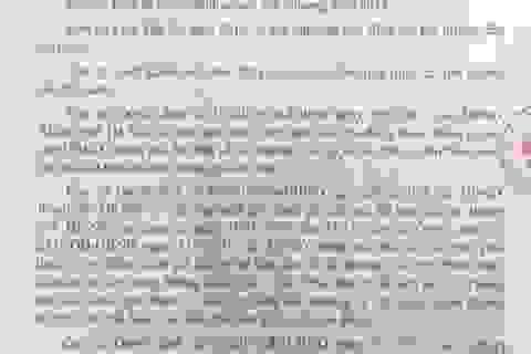 Hà Nội: Quận Ba Đình bổ sung quyền lợi cho người dân sau loạt bài của Báo Dân trí!