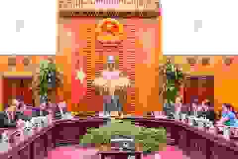 Thủ tướng: Tạo mọi điều kiện thuận lợi nhất để phát triển công nghệ vũ trụ Việt Nam