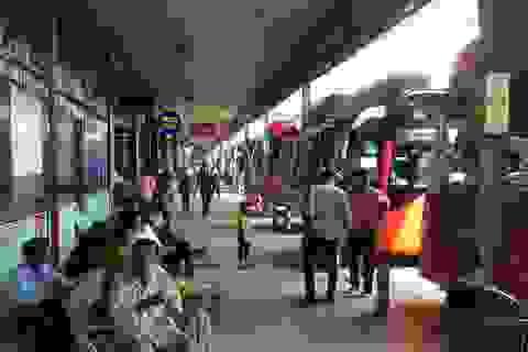 Kiểm tra ma túy các tài xế chở khách về quê đón Tết