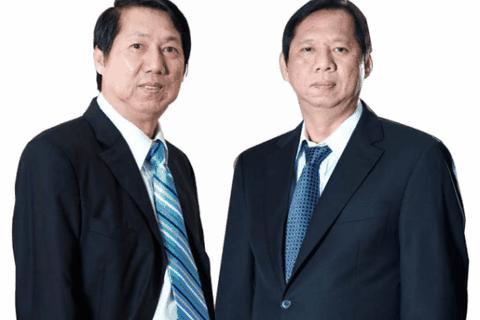 """Hai anh em đại gia gốc Hoa thắng lớn nhờ cổ phiếu """"đế chế"""" KIDO"""