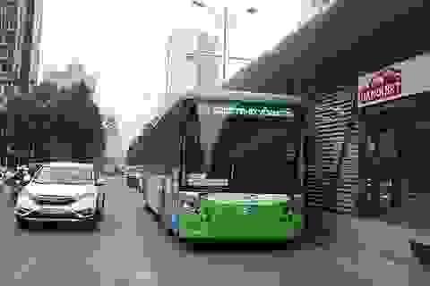 Ô tô đi vào làn xe buýt BRT bị phạt bao nhiêu tiền?