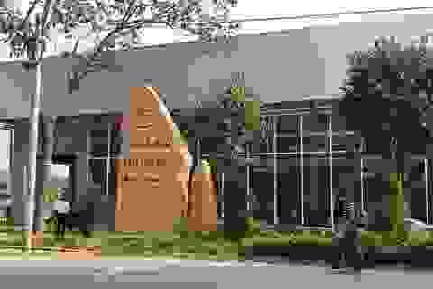 Khu dân cư Alibaba Tân Thành đang rao bán trái phép?