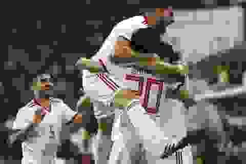 Iran 3-0 Trung Quốc: Chiến thắng toàn diện