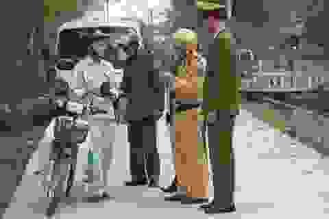 Công an xã có quyền dừng xe, xử phạt vi phạm giao thông không?