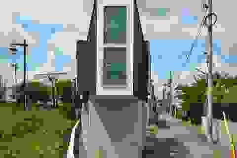"""Những căn nhà siêu dị nhưng vẫn đẹp """"rụng rời"""" nhìn là biết """"chỉ có thể là Nhật Bản"""""""