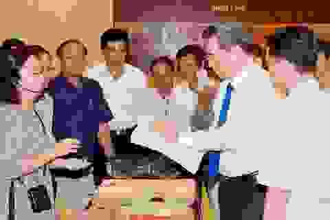 Bạc Liêu: Khai mạc Triển lãm tranh dân gian truyền thống Việt Nam