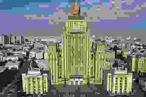 """Nga cảnh báo công dân về """"cuộc săn lùng"""" của tình báo Mỹ trên thế giới"""