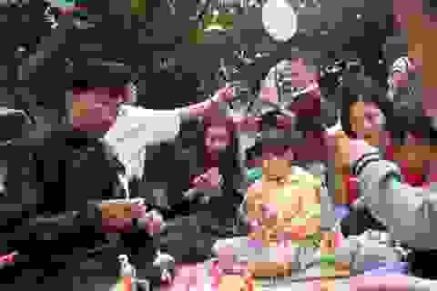 Thú vị phiên chợ Tết Việt truyền thống ở Đà Nẵng