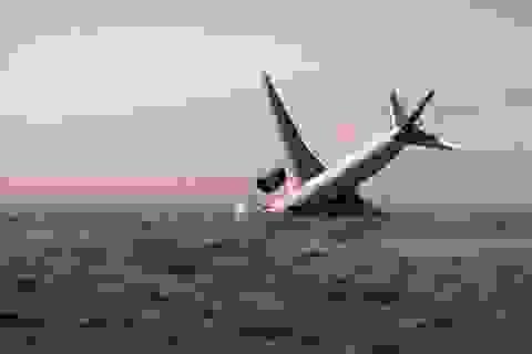 Cựu phi công Không quân Mỹ tin MH370 đã bị tìm không đúng chỗ