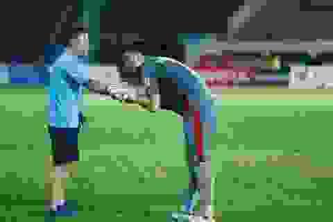 Đặng Văn Lâm nói lời tạm biệt trước ngày sang Thái Lan thi đấu