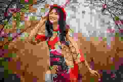 """Thiếu nữ Nam Định: """"Tết cổ truyền lưu giữ những nét văn hoá đẹp của người Việt"""""""