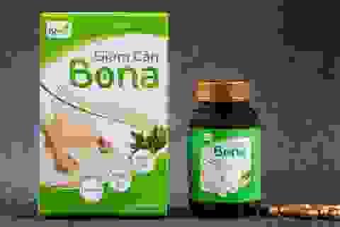 Lấy lại thân hình thon gọn nhờ thực phẩm hỗ trợ giảm béo Bona