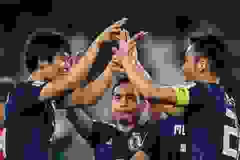 """Nhật Bản - Qatar: Vinh quang chờ """"những chiến binh Samurai""""?"""