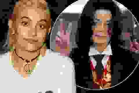 Con gái Michael Jackson bất ngờ vào trại cai nghiện