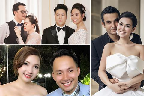 Những đám cưới bất ngờ của sao Việt ngày cuối năm