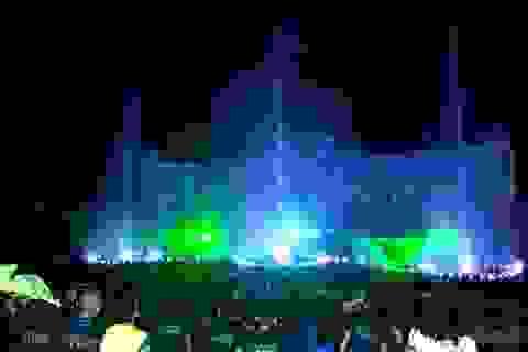 Hồ Mây Grand Show: Chương trình tạo dấu ấn cho du lịch Vũng Tàu Tết 2019
