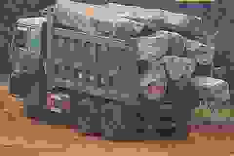 """Phạt 120 triệu đồng công ty khai thác đá quý """"núp bóng"""" đá xây dựng ở Đắk Nông!"""