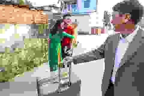 Quang Hải chia sẻ câu chuyện xúc động về mẹ những ngày giáp Tết