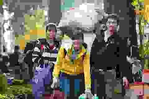 Sinh viên bắt đầu nghỉ Tết, có trường nghỉ gần 1 tháng