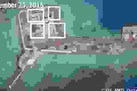 Tình báo Mỹ: Trung Quốc tiếp tục quân sự hóa Biển Đông
