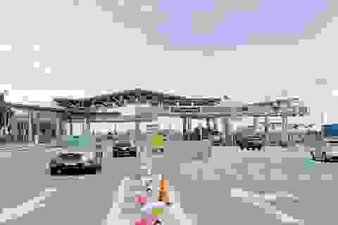 Xử lý nghiêm nếu xảy ra ùn tắc giao thông qua trạm BOT dịp Tết