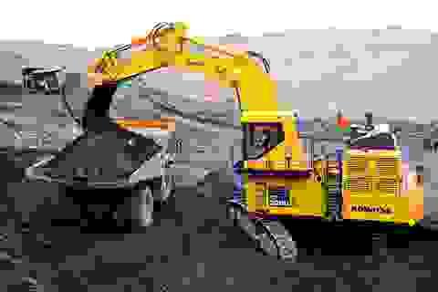 TKV điều hành quyết liệt nâng cao sản lượng than khai thác
