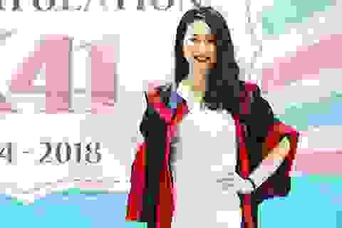 Hoa khôi sinh viên Việt - Xuân mới ngẫm lại năm đã qua