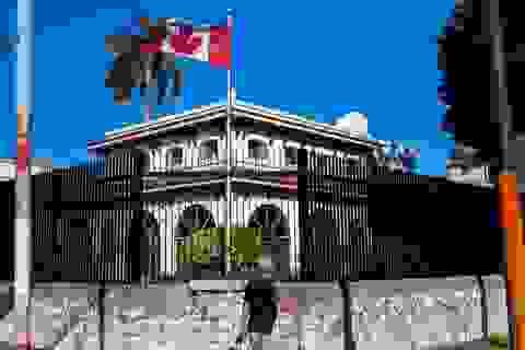 """Canada rút một nửa nhân viên ngoại giao tại Cuba sau sự cố """"căn bệnh bí ẩn"""""""