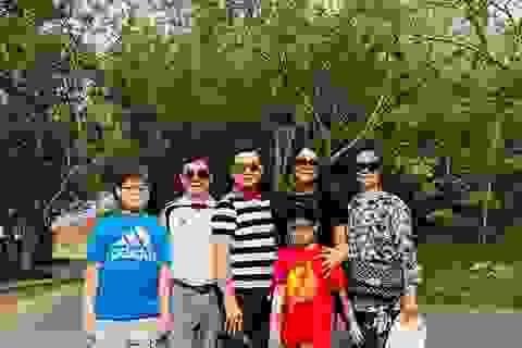 Hồ Mây Park - điểm đến dành cho đại gia đình Tết này