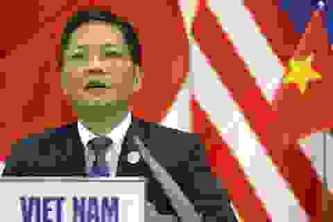 Thứ trưởng Công Thương nói gì về vụ xe biển xanh đón người thân Bộ trưởng?