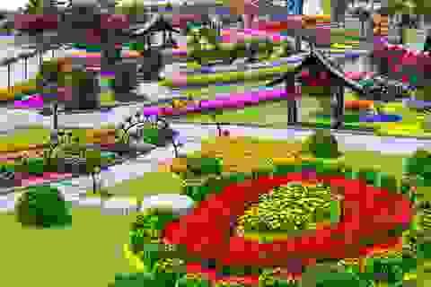 Đón Tết Kỷ Hợi 2019 ngập tràn niềm vui tại Thiên Đường mùa xuân Suối Tiên