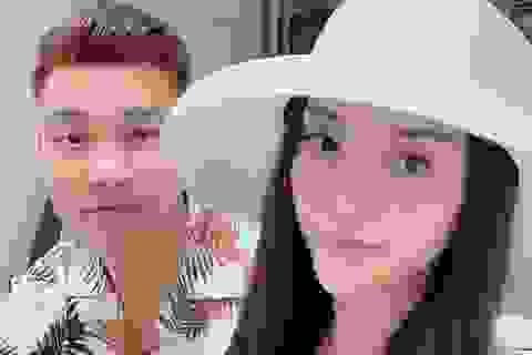 """Đặng Văn Lâm khoe thân hình """"cực phẩm"""", Văn Thanh đẹp trai tựa """"soái ca"""" đón Tết"""