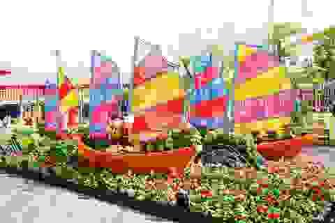 Lễ hội hoa xuân Sun World Halong Complex - Điểm nhất định phải đến dịp đầu năm mới