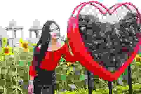 Phát cuồng với những góc check-in đẹp mộng mị tại Lễ hội hoa xuân Sun World HaLong Complex