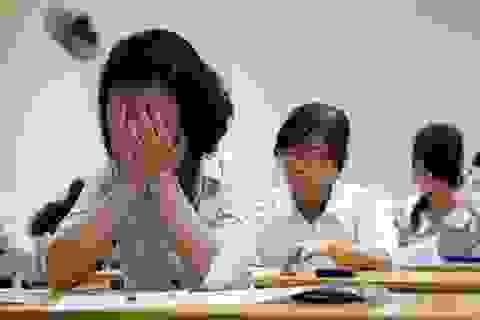 Nhiều áp lực khiến học sinh không cảm thấy hạnh phúc khi ở trường