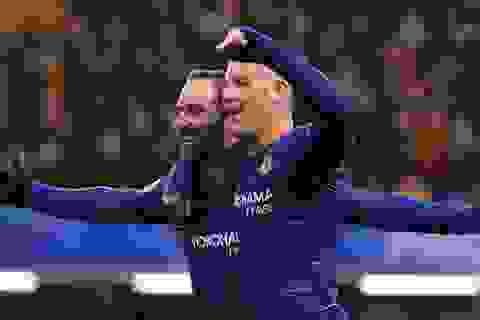 Nhìn lại màn tỏa sáng của Higuain trong trận đại thắng của Chelsea