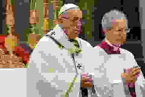Giáo hoàng Francis gửi thông điệp hòa giải tới các cộng đồng tôn giáo