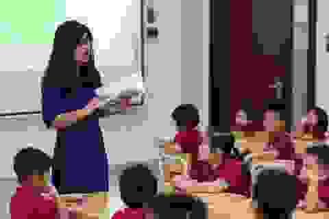 Mức lương thể hiện vị thế của nhà giáo