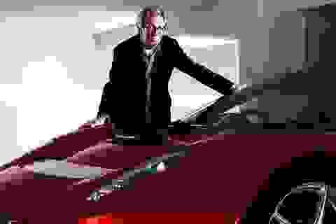 """Ca sĩ Eric Clapton - Tay chơi xe """"thứ dữ"""""""