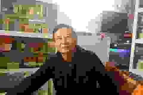 """Tết bao cấp: Thùng hàng lớn chứa cả gia tài của """"đại gia"""" Hà Nội"""