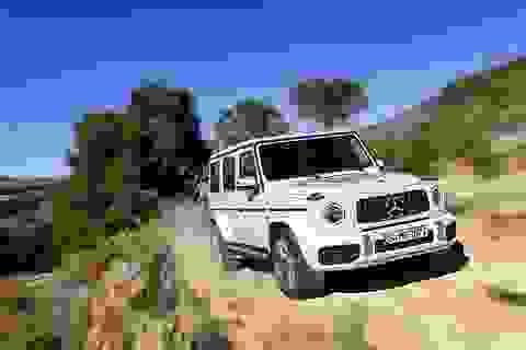Mercedes-AMG G63 - Xe cho nhà giàu chơi off-road