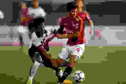 Đặng Văn Lâm dự bị, Muangthong United thất bại trên đất Campuchia