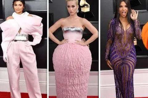 Những bộ cánh xấu nhất trên thảm đỏ Grammy 2019