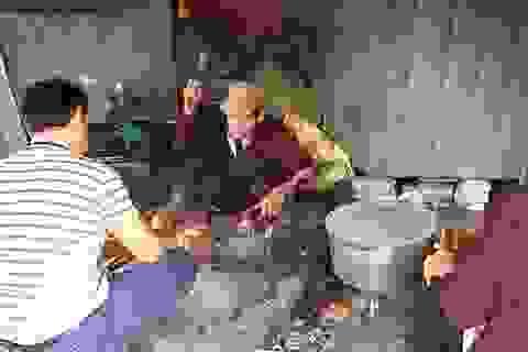 Ở ngôi làng cứ ra ngõ là gặp… doanh nhân