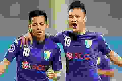 Văn Quyết lập công, Hà Nội FC đi tiếp ở Cúp C1 châu Á