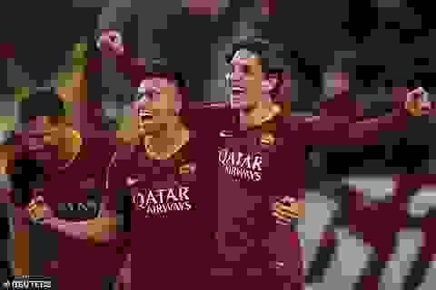 Ngôi sao U20 rực sáng giúp AS Roma chiến thắng ở Champions League