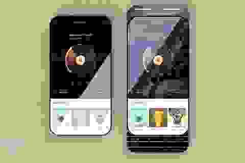 Ngắm những bản concept smartphone 2019 siêu đẹp