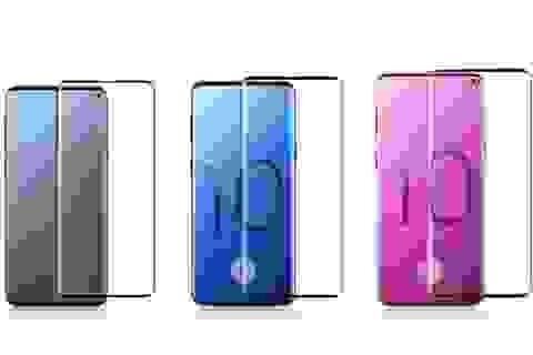 Lộ cấu hình chi tiết bộ 3 Galaxy S10 sắp ra mắt của Samsung