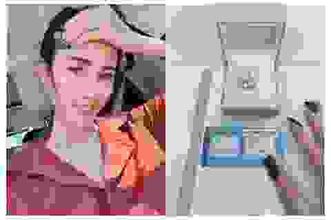 """Hoa hậu Việt """"trách"""" bạn trai đại gia tặng quà Valentine """"khủng"""" gắn hoá đơn """"tùm lum"""""""