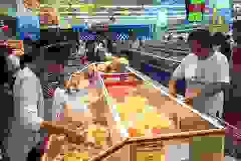 """Người dân thích đi siêu thị đã """"đẩy"""" mua sắm trực tuyến xuống """"bét bảng"""""""